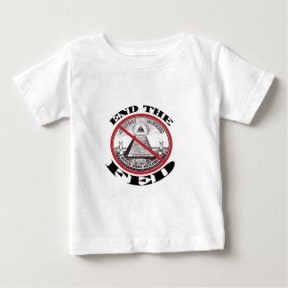No Federal Reserve T-shirts