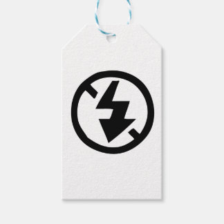 No Flash Photography Gift Tags
