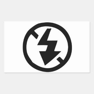 No Flash Photography Sticker