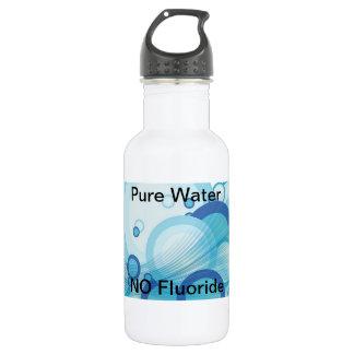 NO Fluoride 532 Ml Water Bottle