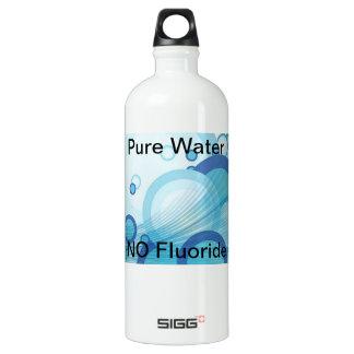 NO Fluoride Water Bottle