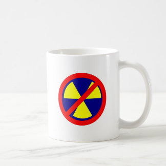 NO forbade nuclear power nuclear power Coffee Mug