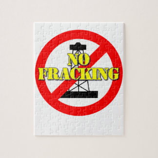 No Fracking UK 2 Puzzles