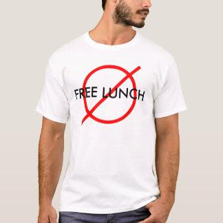 """No free lunch"" T-Shirt"