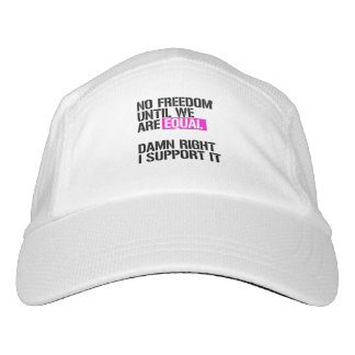 No Freedom Until We are Equal - I support it - - L Hat