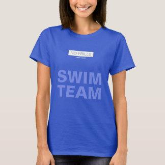 No frills SWIM TEAM T-Shirt