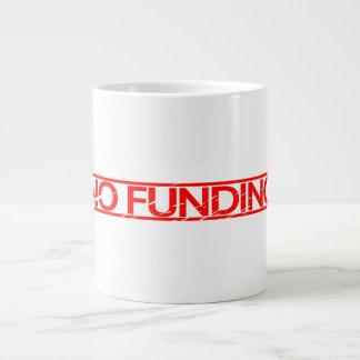 No Funding mug