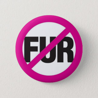 NO FUR 2 INCH ROUND BUTTON