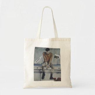No Fuss, Boy - Tote Bag