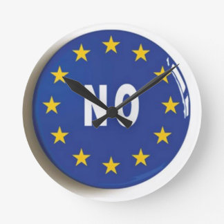 No:  Get The UK Out of the EU Wall Clock