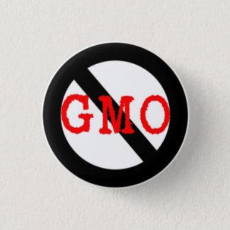 NO GMO 1 INCH ROUND BUTTON