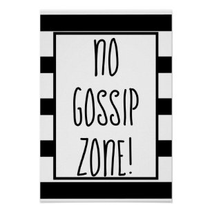 Revisiting The No Gossip Zone