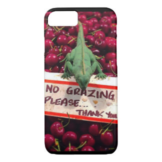 No Grazing, Please iphone case