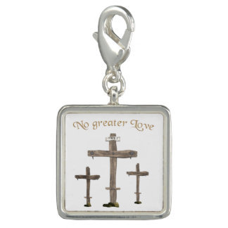 no greater love photo charms