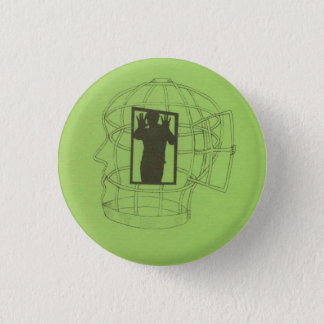 No Growth Without Goodbyes 1 Inch Round Button