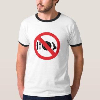 No Guns in Restaurants Shirt