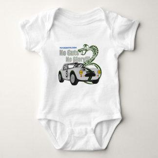 No guts No glory- cobra Baby Bodysuit