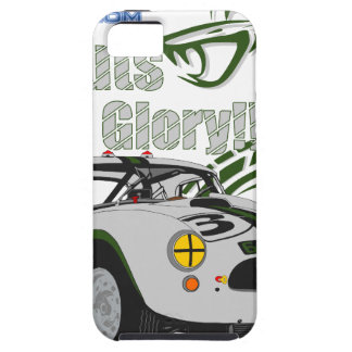 No guts No glory- cobra Case For The iPhone 5