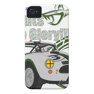 No guts No glory- cobra Case-Mate iPhone 4 Case