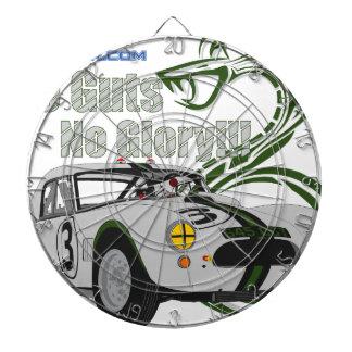 No guts No glory- cobra Dartboard