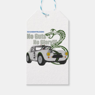 No guts No glory- cobra Gift Tags