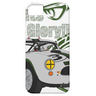 No guts No glory- cobra iPhone 5 Cover