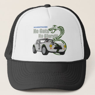 No guts No glory- cobra Trucker Hat
