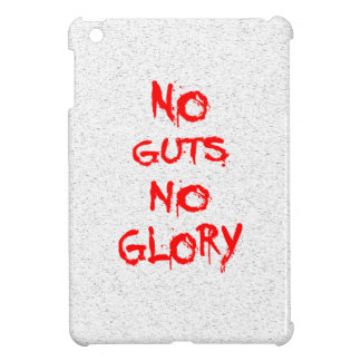 No Guts No Glory iPad Mini Covers