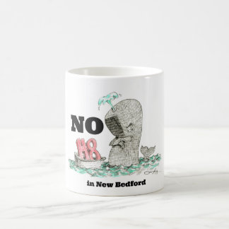 No h8 in New Bedford Coffee Mug