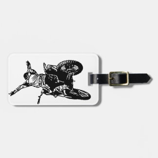 No Hand Whip Luggage Tag
