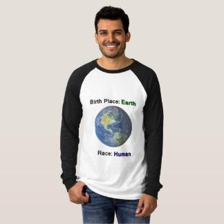 No Hate Human Race Equality Men's Shirt
