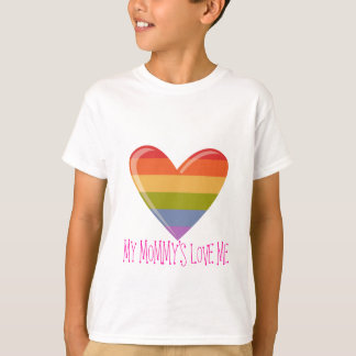No Hate Pride Love and Proud Joy Tee Shirt