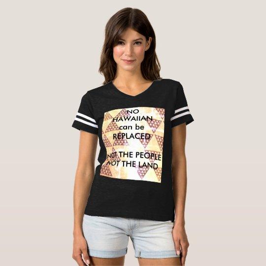No Hawaiian Can Be Replaced T-shirt