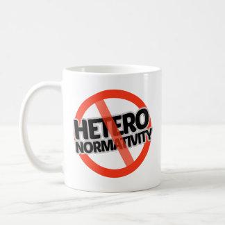 No Hetero-Normativity - -  Coffee Mug