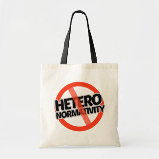 No Hetero-Normativity - -  Tote Bag