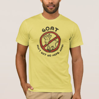 No Hope Goat T-Shirt
