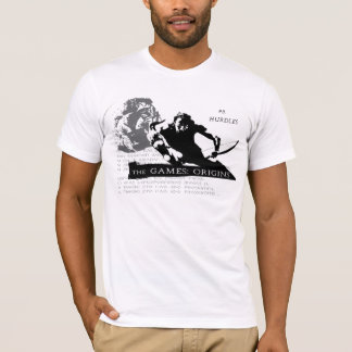 No. II: Hurdles T-Shirt