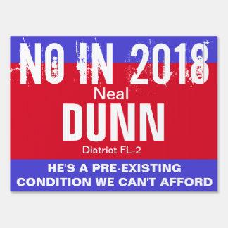 No in 2018: Dunn FL-2