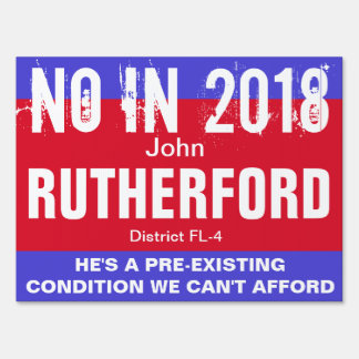 No in 2018: Rutherford FL-4 Sign