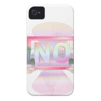 No iPhone 4 Case