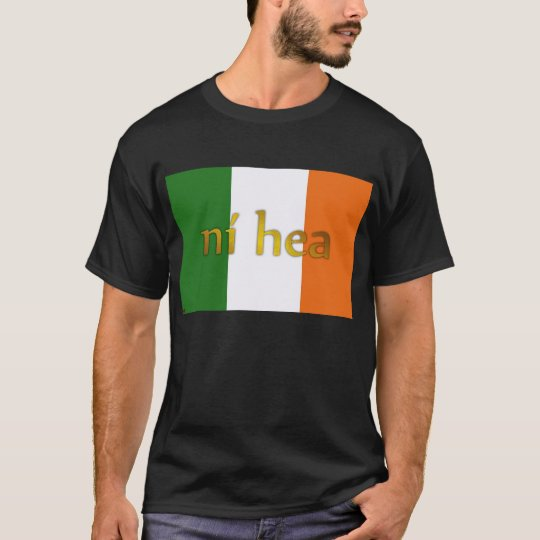 NO (Irish version) T-Shirt