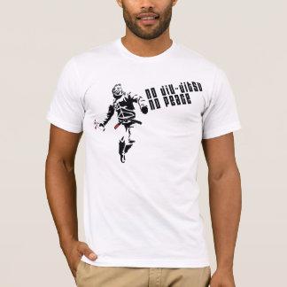 NO JIU-JITSU, NO PEACE! (two-sided) T-Shirt