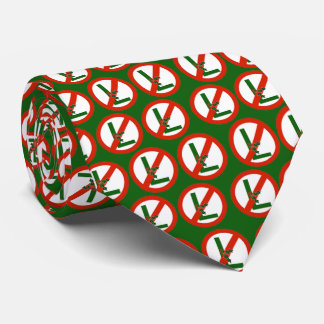 No - L Noel Ugly Christmas Tie