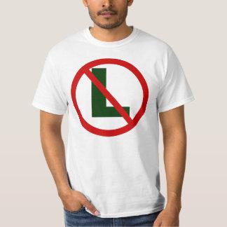 no L T-Shirt