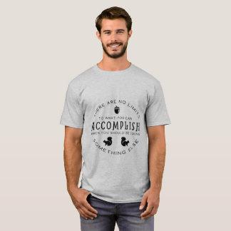 No Limits - Black T-Shirt