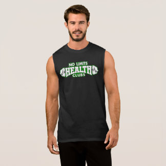 No Limits Health Clubs Muscle Top