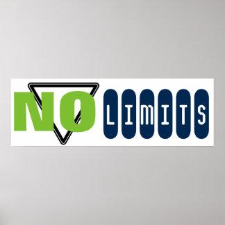 No Limits Poster