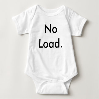 No Load Baby Bodysuit