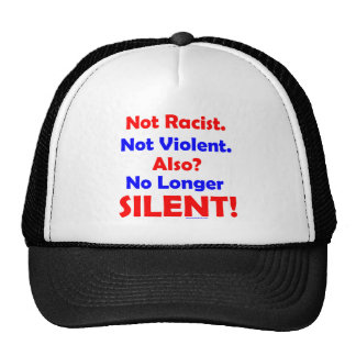 No Longer SILENT Hats