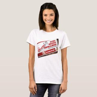 No Mas Violencia T-Shirt